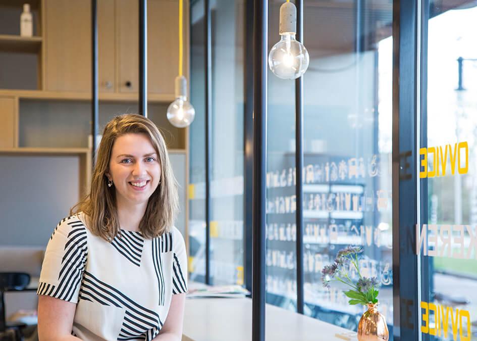 Blogger Laura Hindriks