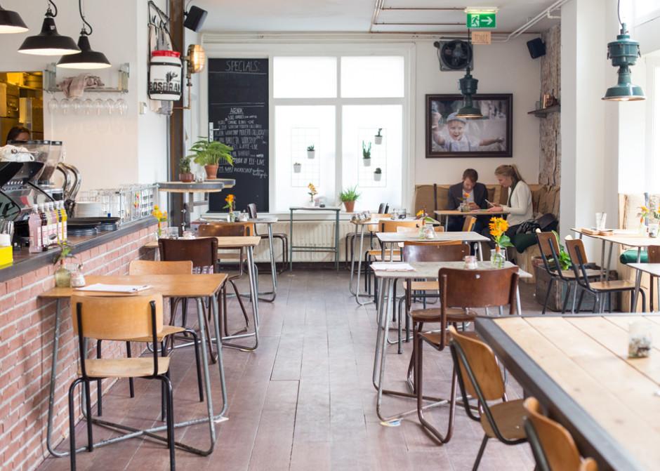 Hotspot: Schenkers Apeldoorn