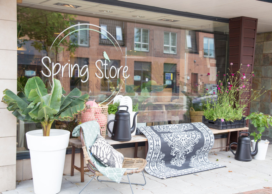 Spring Store in 't Harde