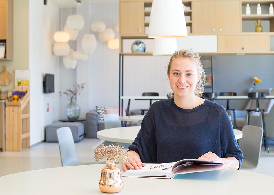 Blogger Eva Veenman