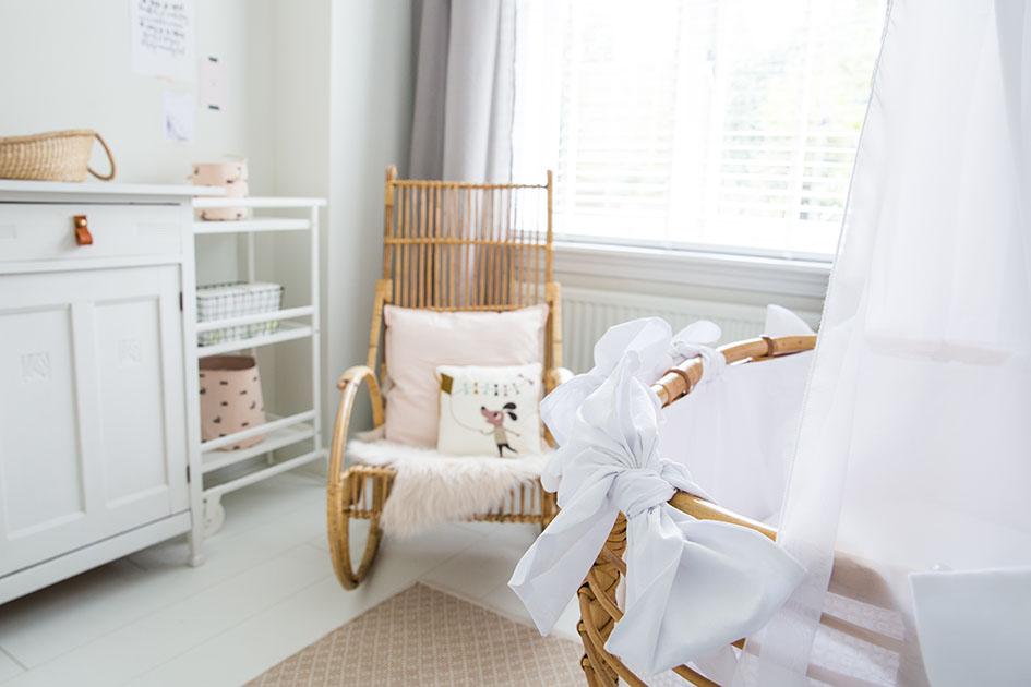 Schommelstoel Voor Op De Babykamer.Inrichting Babykamer Laura S Blog